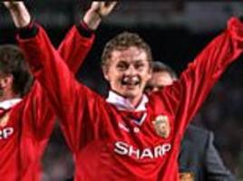 Ole Gunnar Solskjaer announced as Manchester United interim manager by accident