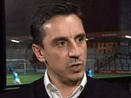 Neville debates Manchester United: Pogba was wrong to 'dance on the grave' of sacked Jose Mourinho