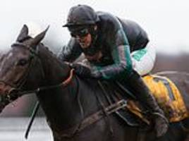 nicky henderson admits altior is highly unlikely to be ready for king george