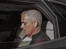 real madrid want jose mourinho after man utd sacking and will pay £18m a year