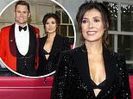 kym marsh reveals her army beau 'scott ratcliff is heading back to afghanistan for six months'