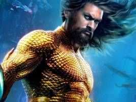 'aquaman' has already made more money than its production budget, and is looking at a big opening in the us