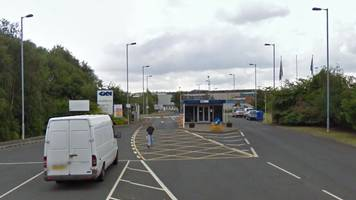 man dies after industrial accident in telford