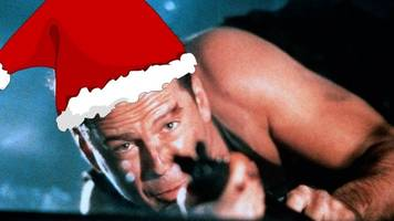 is 'die hard' a christmas movie? we fought about it for hours