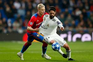 Manchester United striker's future in doubt after Ole Gunnar Solskjaer arrival; Manchester City to move for Real Madrid star; Arsenal target winger
