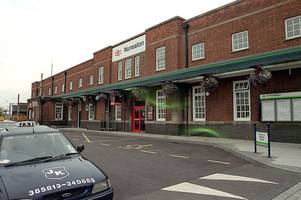 trains from leicester delayed after death on the tracks closes nuneaton station