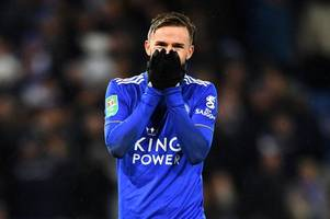 what the national media thought of leicester city's penalty shootout loss to manchester city
