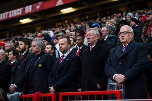 ed woodward left fuming with jose mourinho for doing this during munich air disaster tribute