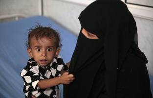 charity says yemenis face 'double threat' of cold, hunger