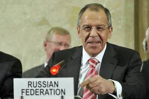 Russia, Turkey, Iran Agree On Composition Of Committee To Write New Syrian Constitution