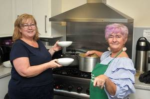 christmas dinner for struggling residents to be served at dumbarton church