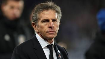 leicester boss claude puel rues 'harsh' carabao cup exit after penalty shootout loss to man city
