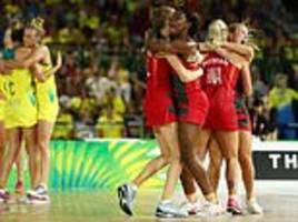 americans ridicule netball after clip of commonwealth games goes viral