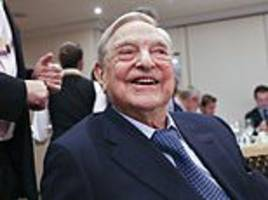 george soros is named as financial times' person of the year