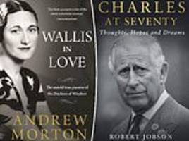 a stellar year for royal biographies reveals secrets from wallis simpson to prince charles