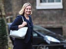 amber rudd becomes first cabinet minister to call for a second brexit vote