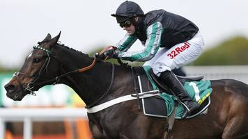 king george chase: nicky henderson's altior out of showpiece fixture