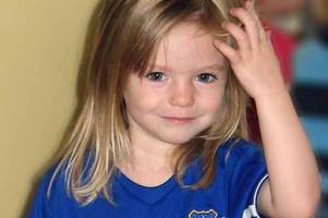 madeleine mccann detectives vow they'll never stop hunting for missing brit