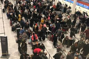 Surrey passengers among thousands stranded as drones cause Gatwick Airport travel chaos