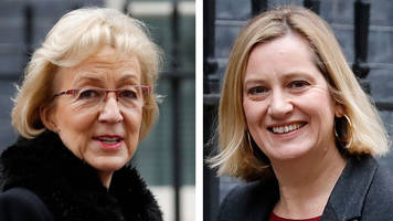 andrea leadsom and amber rudd suggest rival brexit 'plan bs'
