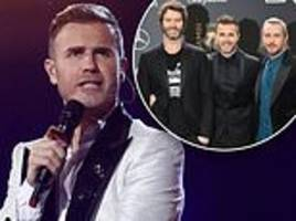 Gary Barlow CANCELS plans for Take That's 30th anniversary world tour due to 'family illness'