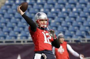 brady on pats losing gordon: 'there wasn't much reaction'