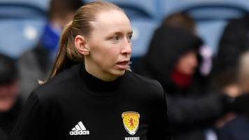 women's world cup: scotland's kylie cockburn will be an assistant in france