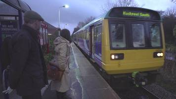 northern rail: the most cancelled rail line in the uk?