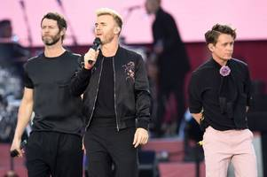Take That cancels world tour plans due to family illness