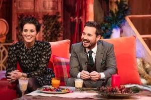 vicky mcclure to join line of duty co-star martin compston on alan carr's christmas day special