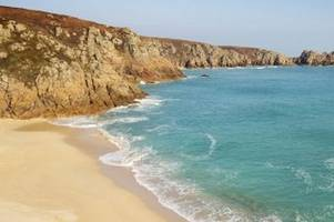 The beach in Cornwall that's been named among the 50 best in Europe