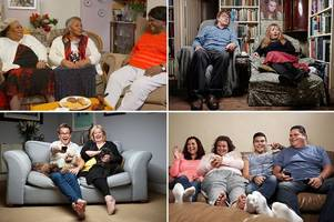 who are the gogglebox families and what do the cast do in real life? meet the channel 4 tv-watching stars
