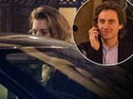 princess beatrice avoids being pictured with her new beau