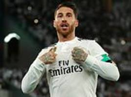 luka modric, marcos llorente and sergio ramos guide los blancos to club world cup win