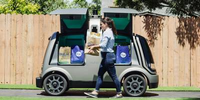 here's why 2019 could be the year that an autonomous vehicle delivers your pizza and groceries