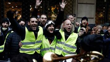 yellow vests: why macron's concessions aren't enough for some