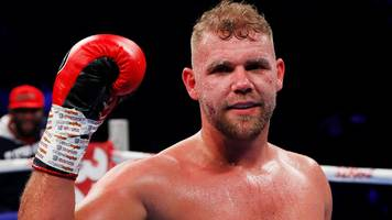billy joe saunders wins as nathan gorman & tommy fury land manchester victories