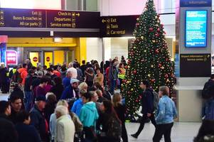 it took 19 hours for these cambridge schoolchildren to get home thanks to gatwick chaos