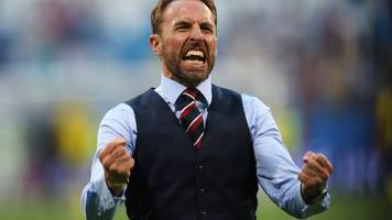 from rubber chickens to penalties - southgate's world cup