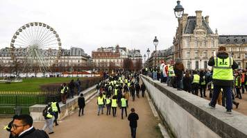 'yellow vests': scattered demonstrations seen in france