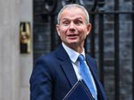 David Lidington warns there could be a mass cull of sheep  if Britain leaves with no deal