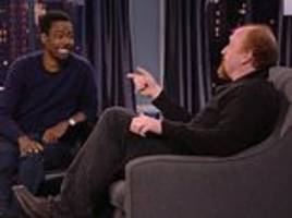 louis ck and chris rock are slammed for using the n-word in years-old interview