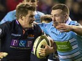 edinburgh 23-7 glasgow: richard cockerill's men prove too strong for pro14 derby rivals