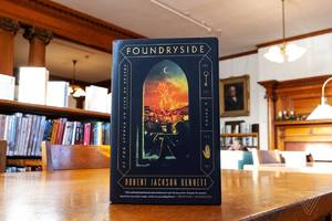 Foundryside is a cyberpunk adventure wrapped in an epic fantasy novel