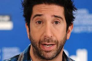 david schwimmer to star in comedy series about gchq