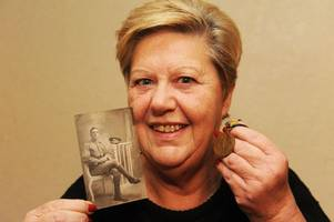 first world war medals found at back of cabinet at scunthorpe hospital returned to soldier's family