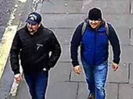 novichok spies 'might not have struck in salisbury if they had actually visited the cathedral'