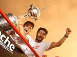 River Plate stars get incredible welcome on parade for Copa Libertadores win over Boca Juniors
