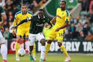 so much at stake when plymouth argyle renew their rivalry with afc wimbledon
