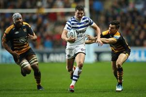 bath rugby's freddie burns happy to get 'monkey' off back in win over wasps